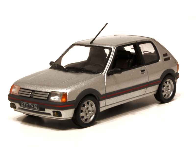 peugeot 205 gti peugeot 471708 maquettes en ligne miniatures vienne mod lisme. Black Bedroom Furniture Sets. Home Design Ideas