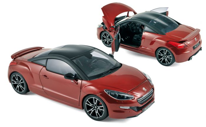 peugeot rcz r 184786 maquettes en ligne miniatures vienne mod lisme. Black Bedroom Furniture Sets. Home Design Ideas